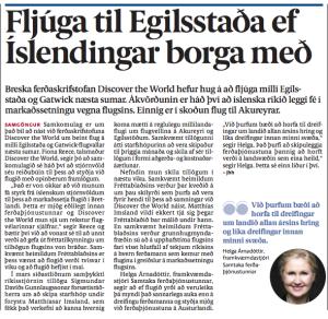 Fréttablaðið forsíða 22. sept. 2015